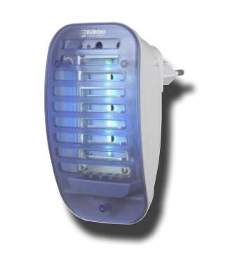 Insectendoder Plug-in UV4 insectendoder voor in stopcontact