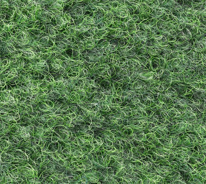 Grastapijt naaldvilt Hamat 460 Gazon 004 Groen met nop