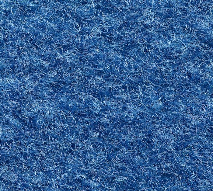 Grastapijt naaldvilt Hamat 460 Gazon 010 Blauw met nop