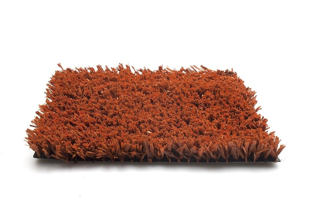 Kunstgras Playgrass - Speelvelden - 10 Kleuren - 24 mm Poolhoogte - Terra