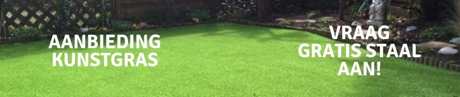 Kunstgras voor tuin en balkon aanbieding
