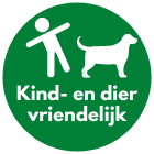 kind en dier vriendelijk
